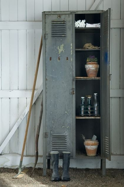 Lockers In The Garden Jorgenson Industrial Companies